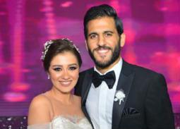 رامي صبري يغني في زفاف مروان محسن