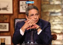 بالفيديو- شهادة محمود سعد عن أحمد زكي ونجله... هذا ما قاله حارس المقبرة