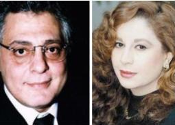 توفيق عبد الحميد وسمية الألفي