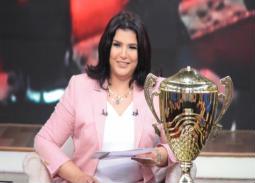 منى الشاذلي تنفرد باستضافة أبطال منتخب مصر لكرة اليد