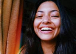 مي الغيطي: أنا سعيدة رغم الإصابة