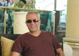 """صور- صبري فواز يحتفل بانتهاء تصوير """"استدعاء ولي عمرو"""""""