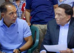 عادل إمام والمخرج رامي إمام