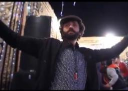 """بالفيديو- كريم محمود عبد العزيز يستعيد كواليس فرح """"هوجان"""""""