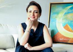 صور- ريهام عبد الغفور تدعم أطفال متلازمة داون