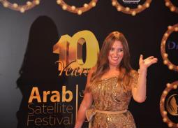 النجوم في مهرجان الفضائيات العربية..محمد رمضان وحنان مطاوع وإنجي وجدان بين الحضور