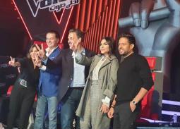 11 لقطة من المؤتمر الصحفي لـ The Voice 5 والإعلان عن MBC5
