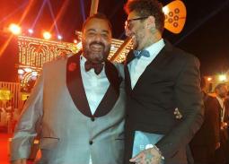أحمد الفيشاوي وشيكو