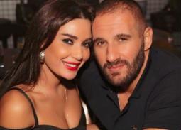 سيرين عبد النور وزوجها