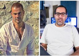 """رامي سمير لأول مرة مع عمرو دياب في """"متغير"""""""