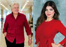 ياسمين الخطيب تكشف تفاصيل فيلمها الأول مع حسين فهمي