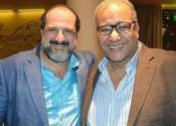 خالد الصاوي يعلن عن حساب بيومي فؤاد على Instagram