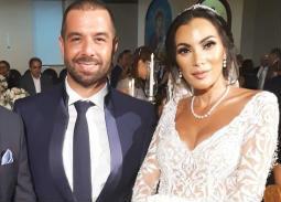 بالفيديو- ابن ملحم بركات يحتفل بزفافه على أنغام وليد توفيق