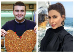 صور- يارا تطبخ للشيف بوراك