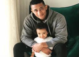 شاهد- محمد رمضان ينشر فيديو كوميدي لابنته