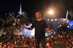 """25 نوفمبر آخر موعد لطرح ألبوم عمرو دياب """"أنا غير"""" كاملا"""