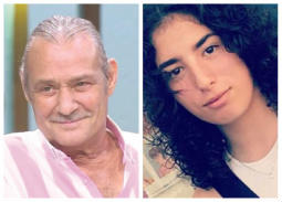 برسالة لجدها.. ابنة أحمد الفيشاوي تتجاهل والدها في عيد الأب