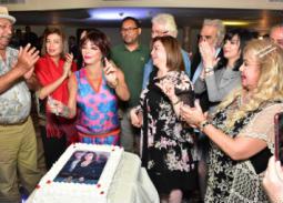 صور- مهرجان الإسكندرية السينمائي يكرم نبيلة عبيد وهؤلاء
