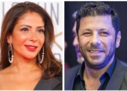 فيديو- منى زكي لإياد نصار: كسبت قلبي