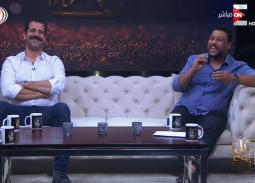 """فيديو- موقف طريف لـ محمود حافظ أثناء تصوير """"الممر"""""""