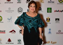 النجوم في حفل ختام مهرجان الأسكندرية