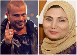 فيديو- فاطمة عيد: لا أحب الظهور إعلاميا ولست أقل من عمرو دياب