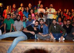 """بالصور- افتتاح مسرحية حازم إيهاب """"سكة سفر"""""""