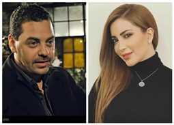 بالفيديو- أول رد لطارق العريان على زواجه من نسرين طافش