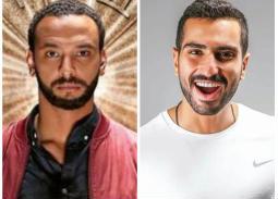 شرنوبي وأحمد خالد صالح