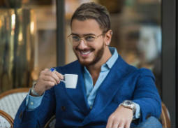 """""""بعد هوجة سلام""""... سعد لمجرد يغني تتر مسلسل مغربي لأول مرة"""