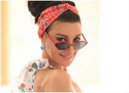 أروى جودة في أحدث جلسة تصوير لصالح Elle العربية