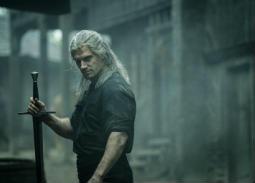 طرح الإعلان الأول لمسلسل The Witcher