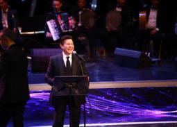 هاني شاكر يتألق بمهرجان الموسيقى العربية بمشاركة سوما وفرات قدوري