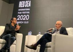 تعليق  مروان حامد على مشاركته بمهرجان البحر الأحمر السينمائي