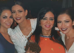 صورة- لقاء الخميسي عن رانيا يوسف ونسرين أمين: القلب النقي