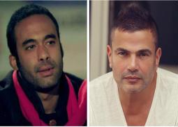 عمرو دياب ينعي هيثم أحمد زكي بهذه الكلمات