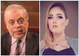 إيمي طلعت زكريا لـ أشرف زكي: مش بتلحق ترتاح