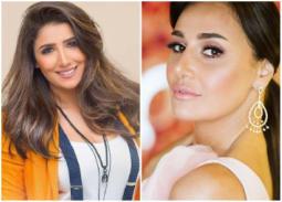 حلا شيحة تمنع التعليقات على صورتها مع مي عمر