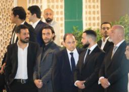 13 ملاحظة من عزاء هيثم أحمد زكي
