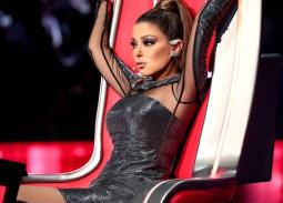 سميرة سعيد تواصل إطلالاتها الشبابية في The Voice