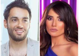 """زينة تؤازر رامي جمال بعد إعلانه إصابته بـ""""البهاق"""""""