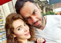 رسالة زوجة رامي جمال للفنان الشاب بعد اصابته بالبهاق