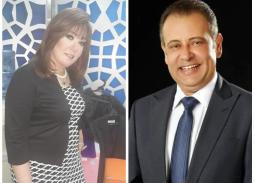 محمد غنيم ورانيا الجبالي