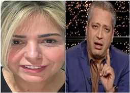 بالفيديو- تامر أمين لصابرين: ممكن حتة طرحة تدخلك الجنة