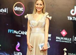 منة شلبي: تكريم مهرجان القاهرة شرف وفخر وأنا من المحظوظات فنياً