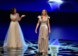تكريم النجوم خلال الدورة الـ 41 من مهرجان القاهرة السينمائي