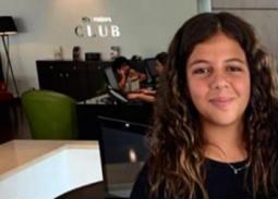 فيديو- حفيدة عادل إمام لا تهوى التمثيل وتختار الفن التشكيلي