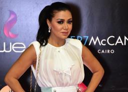 """رانيا يوسف وشيرين رضا في عرض الفيلم السعودي """"سيدة البحر"""""""