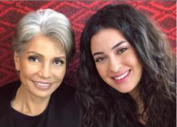 جدل بسبب صورة سوسن بدر وابنتها... ليست حقيقية !