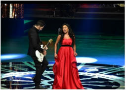 أسماء أبو اليزيد تتحدث عن أغنيتها في افتتاح مهرجان القاهرة